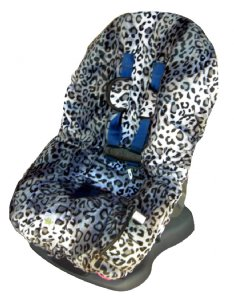 Pleasing Snow Leopard Toddler Carseat Cover Dailytribune Chair Design For Home Dailytribuneorg